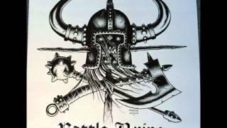 """Battle Ruins - Battle Ruins 12"""" LP (2014)"""