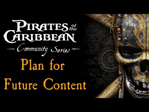 FUTURE Pirates of the Caribbean Content - Special Announcement