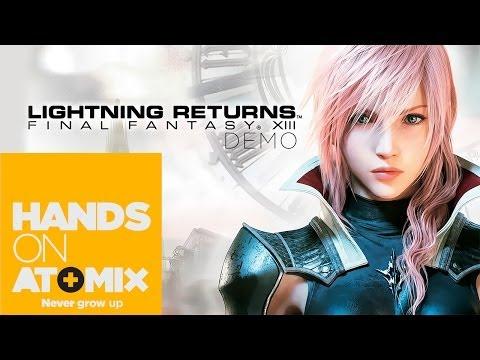 HANDS-ON: LIGHTING RETURNS: FINAL FANTASY XIII
