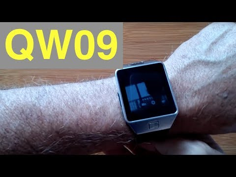 Tenfifteen QW09 Smartwatch: Unboxing and 1st Look