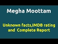 Megha Moottam |2016 movie |IMDB Rating |Review | Complete report | Story | Cast