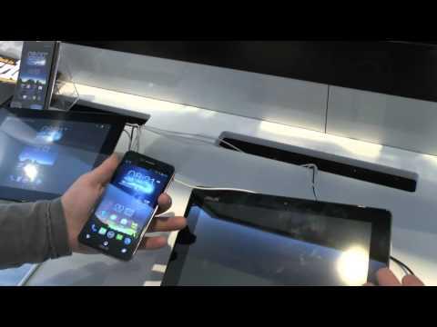 Hands-on: ASUS Padfone Infinity - Tudocelular.com