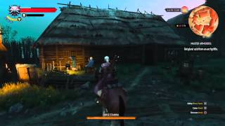 The Witcher 3: Wild Hunt | Master Armorers - Get Gland Acid From An Achgriffin