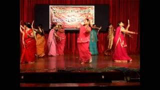 ODH KE ANDHERA-Dandiya NY2014Kalalaya  Neyveli