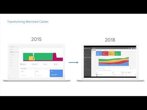 Mastering Merchant Center from Google Marketing Live 2018