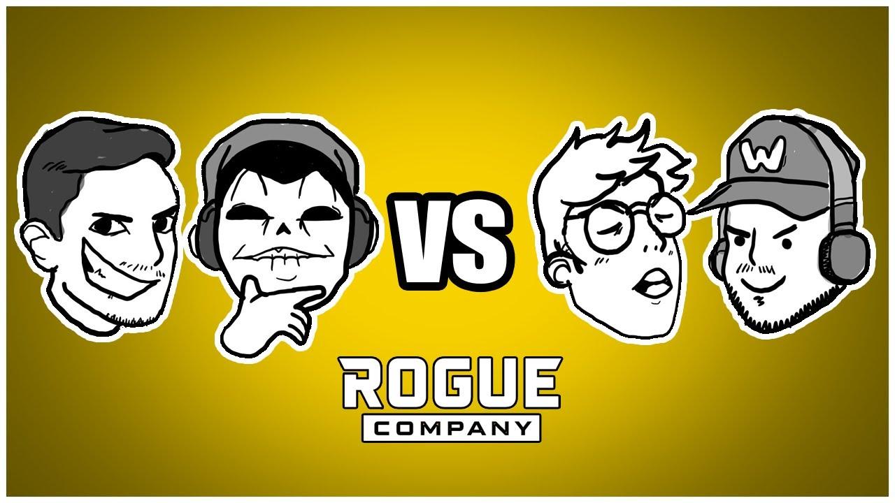 LATAM vs ESPAÑA en Rogue Company