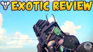Destiny: SLEEPER SIMULANT REVIEW! Damage Test & Comparison (Exotic Sleeper Simulant Gameplay)
