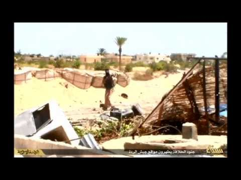 Egyptian Army Kills 35 Militants in North Sinai