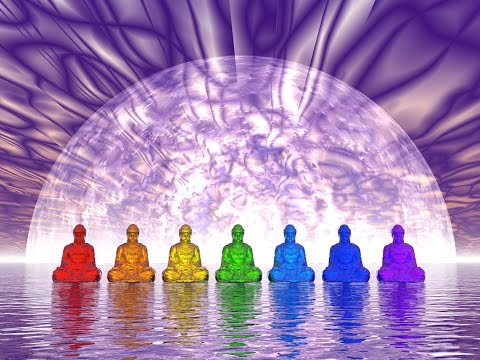 Color Therapy Chakra Guided Spoken Meditation for Balance & Alignment