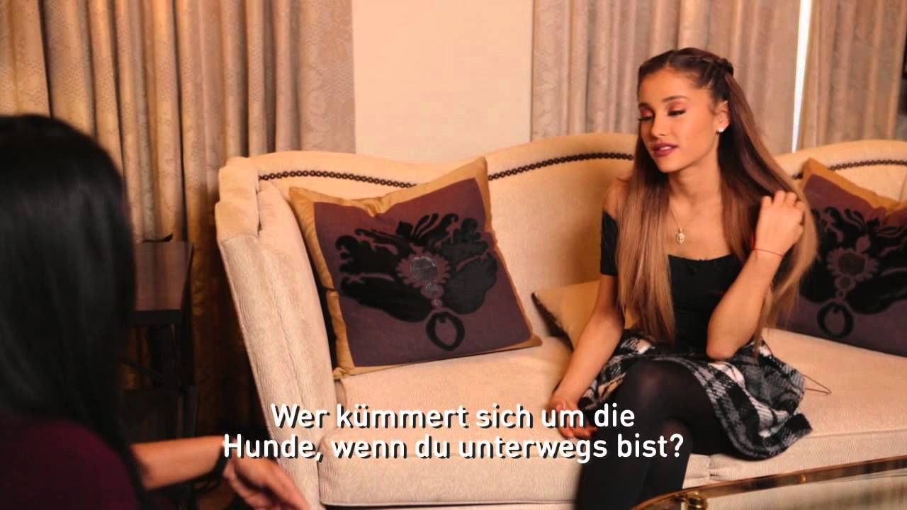 Ariana grande fucked in a bed fake - 1 part 4