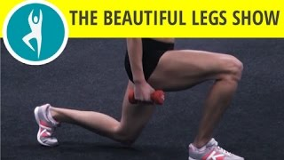 The show your beautiful legs workout: it\'s all about squats and lunges