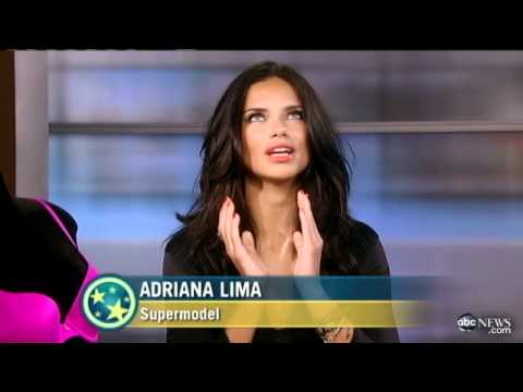Adriana Lima's a Showstopper  Video