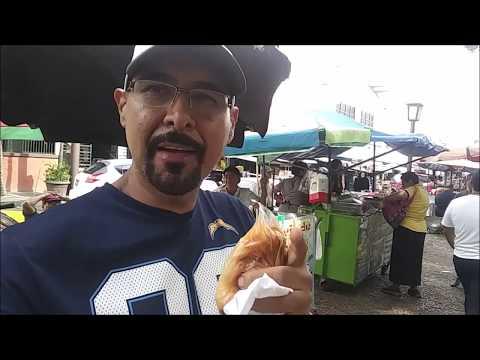 Santa Ana El Salvador ,,Echandome el yukon