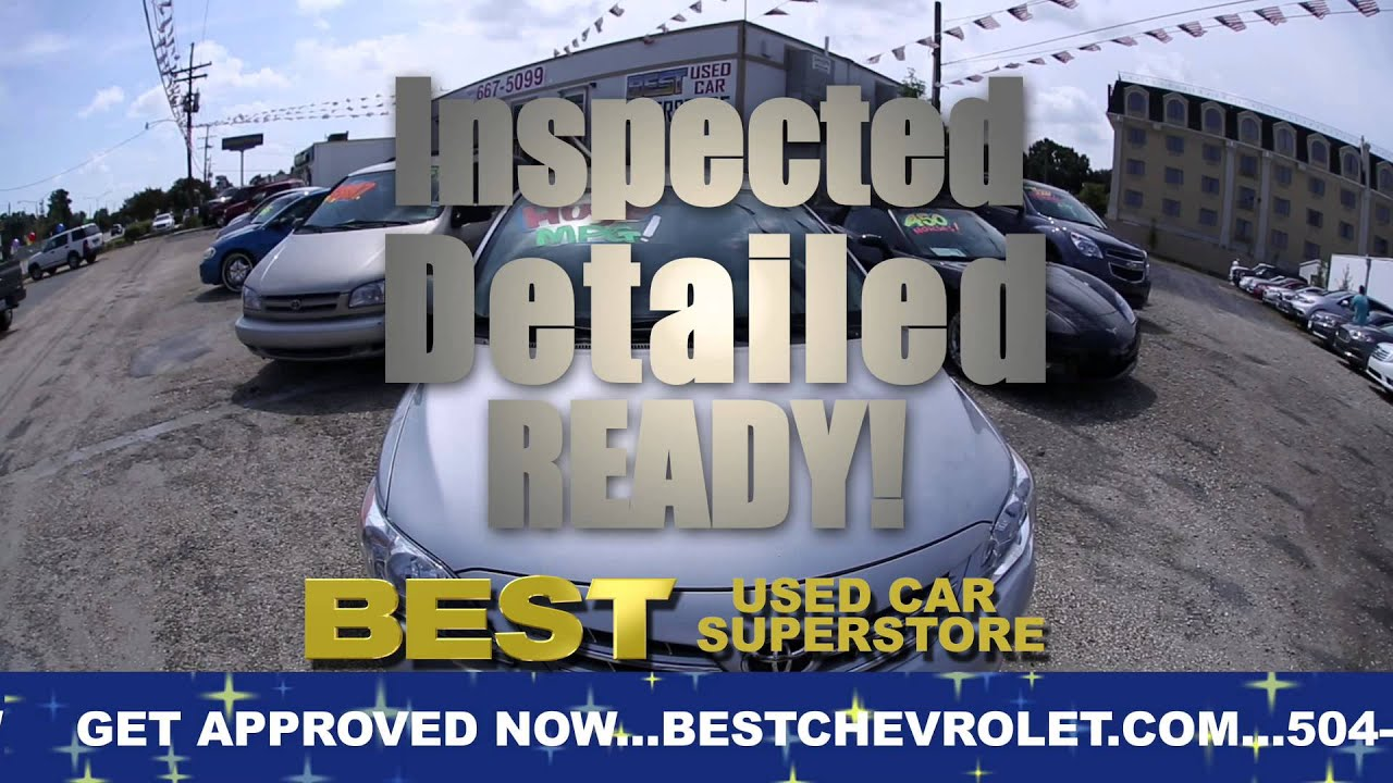 Best Used Car Superstore New Orleans