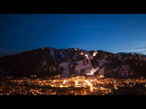 Aspen Snowmass At Night Blog // Snowmaking