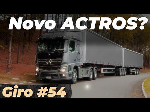 NOVA VERSÃO DO ACTROS / GIRO #54