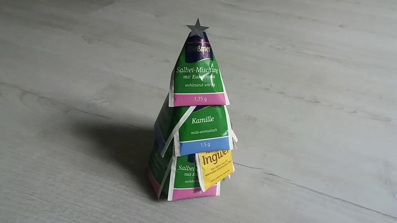 Tee Weihnachtsbaum Youtube
