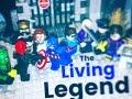 Lego Marvel Origins Episode 1: The Living Legend (a Captain America Stop Motion)
