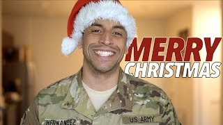 What Christmas Is Like For People In The Military!