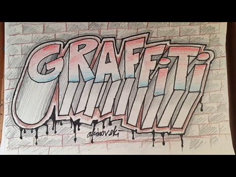 3 BOYUTLU YAZI ÇİZ : GRAFFiTi
