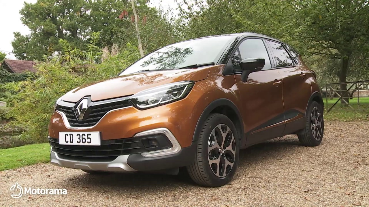 Renault Captur 2019 Review Youtube