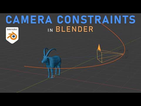 Blender Camera Constraints