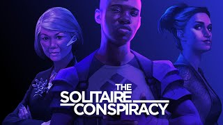 Solitaire Conspiracy - Out on Nintendo Switch June 11th!