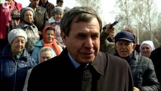 Храмы Новосибирской области посетил губернатор Владимир Городецкий и митрополит Тихон