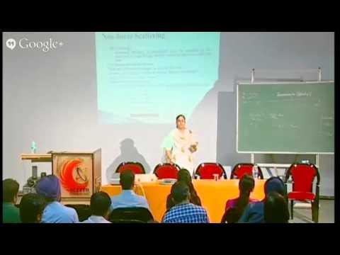 Optical Fibre Communication || Day 3 || 24th September 2014