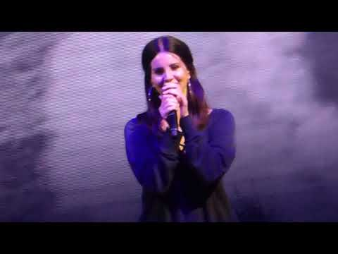 Lana Del Rey -Salvatore & Lust For Life  -Live @Forum Assago Milano  11/4/2018