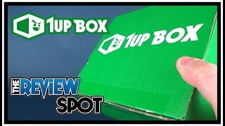 Subscription Spot | 1UP Box March 2018