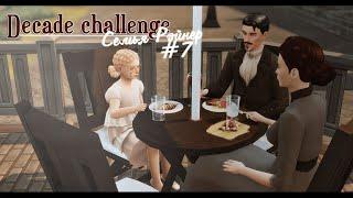 TS4 | Decade Challenge 1890s | Семья Рэйнер #7 - Снова выпил, снова пьян