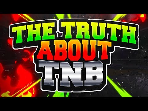 The Truth About TNB - NBA 2K18