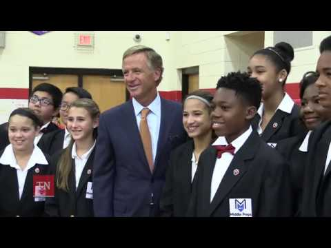 Gov. Bill Haslam : Tennessee Students Surging in Science