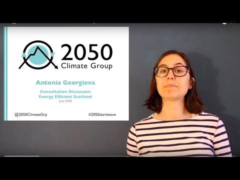 Energy Efficient Scotland - 2050 Climate Group