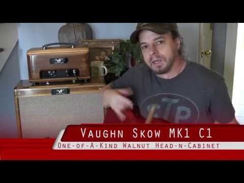 Vaughn Skow 1957 PAF Pickups in Gibson SG Robot Conversion