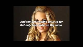 Heartbeat by Carrie Underwood (Lyrics On Screen)