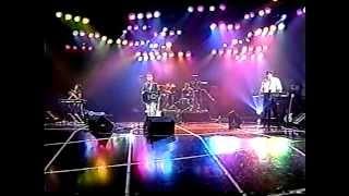 Los Prisioneros - Estrechez de Corazón (TVN Chile 1991)