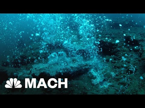 The Largest Underwater Volcano Explosion, We Almost Missed | Mach | NBC News