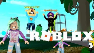Cacher de mes amis- Roblox hide And Seek