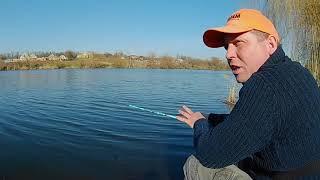 Поплавок. Делимся секретами рыбалки ранней весной.