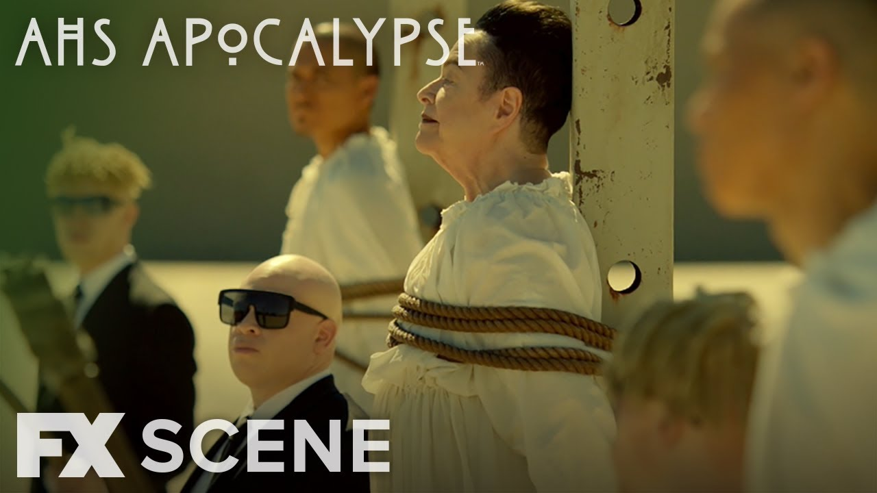Download American Horror Story: Apocalypse   Season 8 Ep. 7: Burn Scene   FX