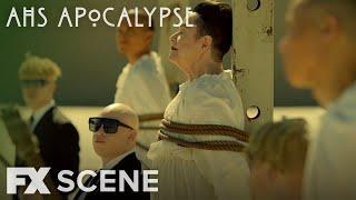 American Horror Story: Apocalypse | Season 8 Ep. 7: Burn Scene | FX