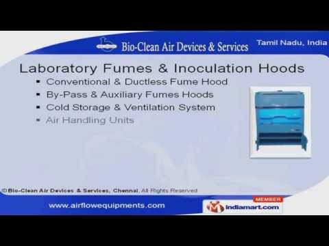 Bio-Safety Cabinet  by  Bio-Clean Air Devices & Services, Chennai