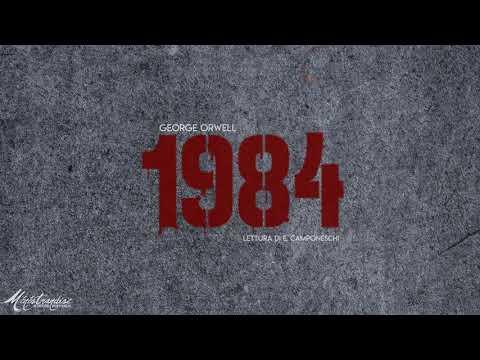 1984, G. Orwell - Audiolibro Integrale