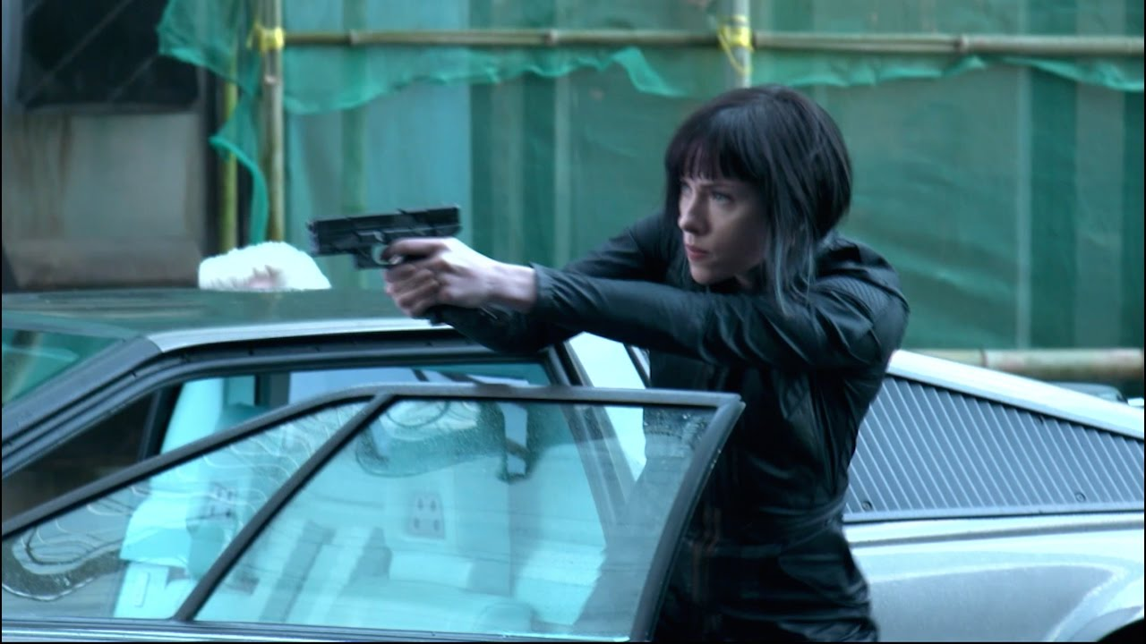 Ghost in the Shell Featurette: Anime Director Mamoru Oshii Praises Film's Vision