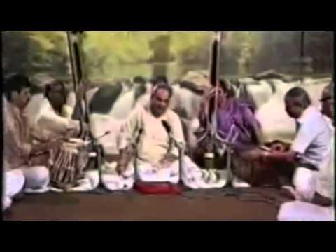 Pandit Kumar Gandharva: Live Mahefil Video: 2 Hrs 30 Mins: