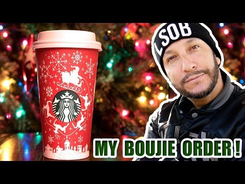 ODM - People Clown My Crazy Starbucks Order