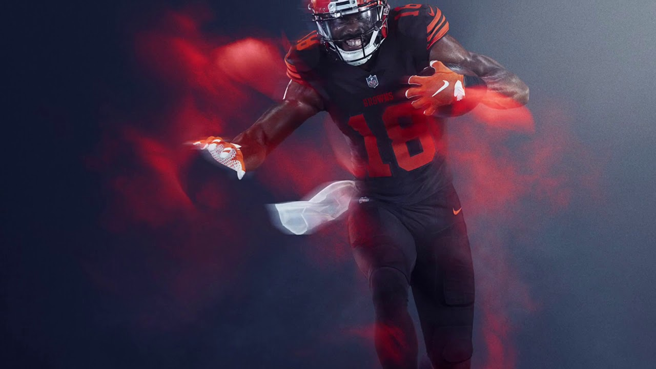 huge selection of 5697f 4f732 Top 10 NFL color rush jerseys of 2017 and 2018 season