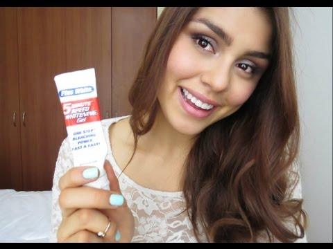 Como tener DIENTES mas BLANCOS! - 5 minute speed whitening gel